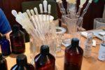 パーソナルアロマカウンセリングで南国のビーチの香りを作ってもらいました!